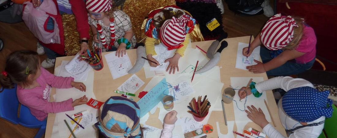 Detské tvorivé oslavy